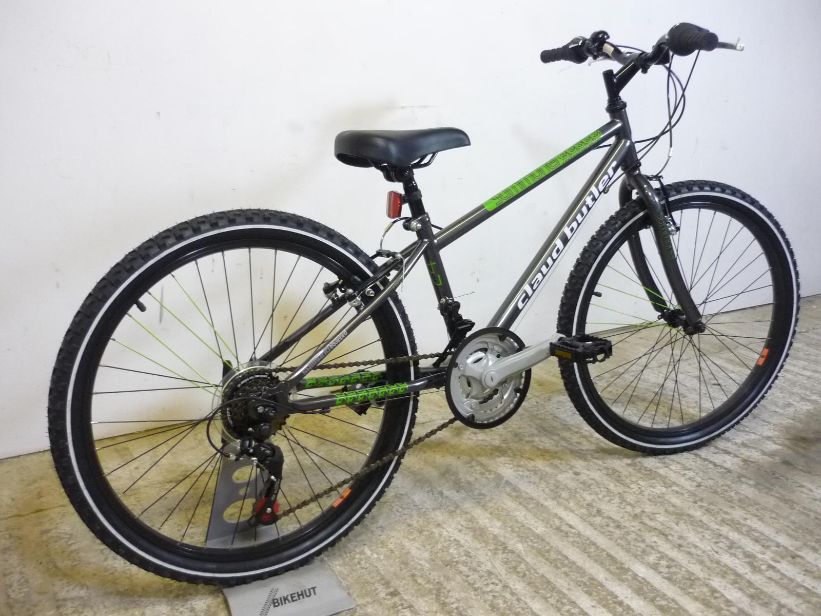 Claud Butler Summoner 24 Quot Kids Boys Hybrid Mountain Bike