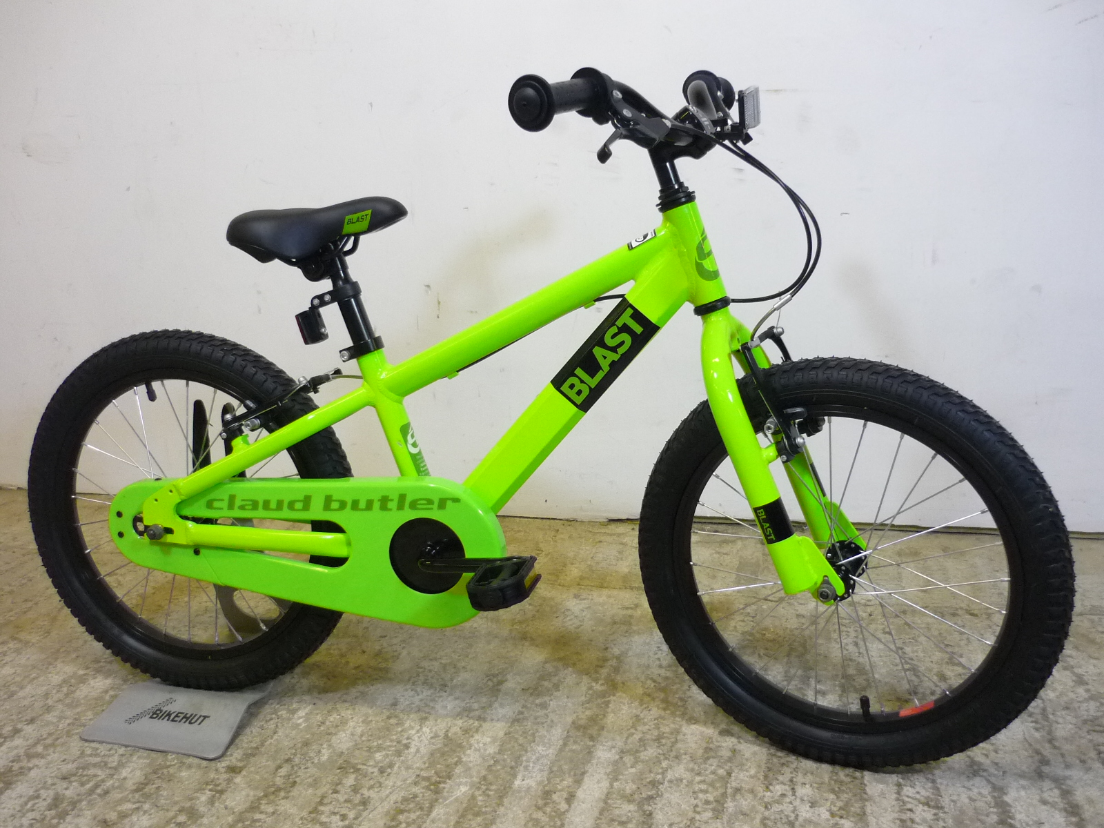 Claud Butler Blast Kids Boys 18 Quot Recyclingbikes
