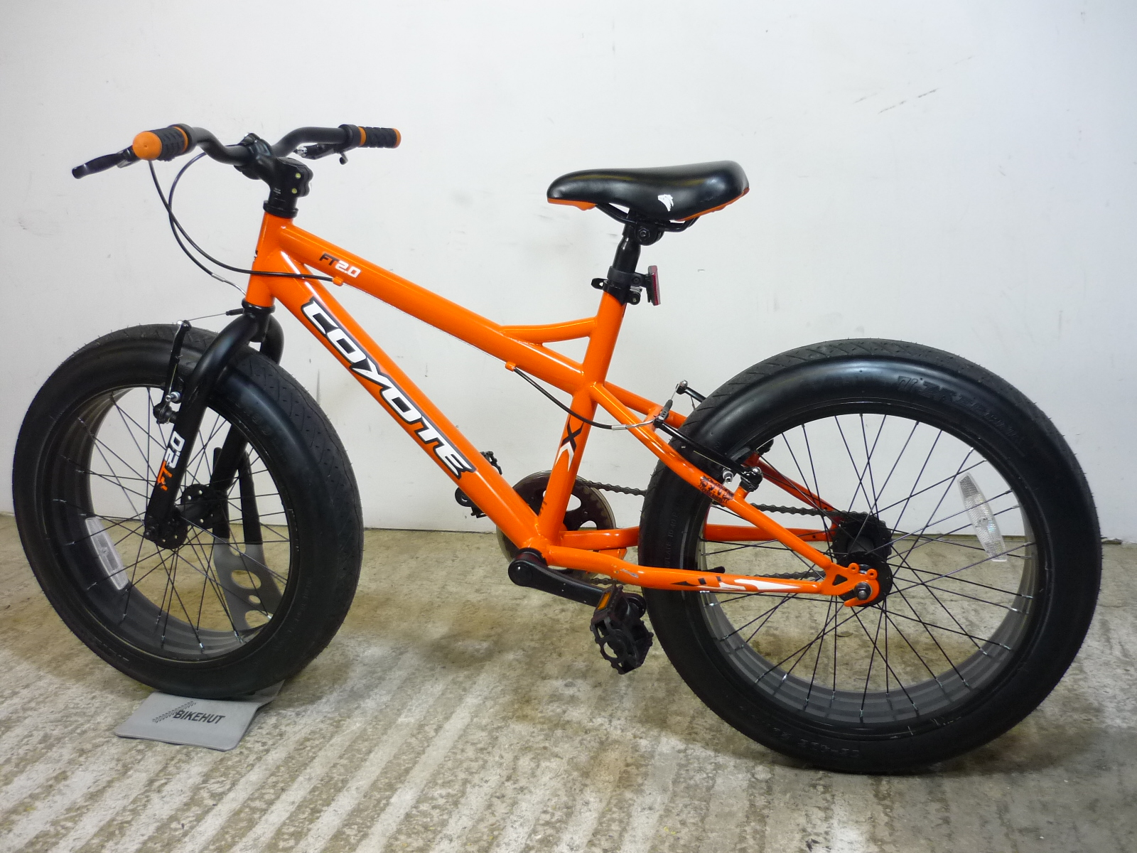 "Coyote FT 20 20"" Kids Fat Bike - RecyclingBikes"