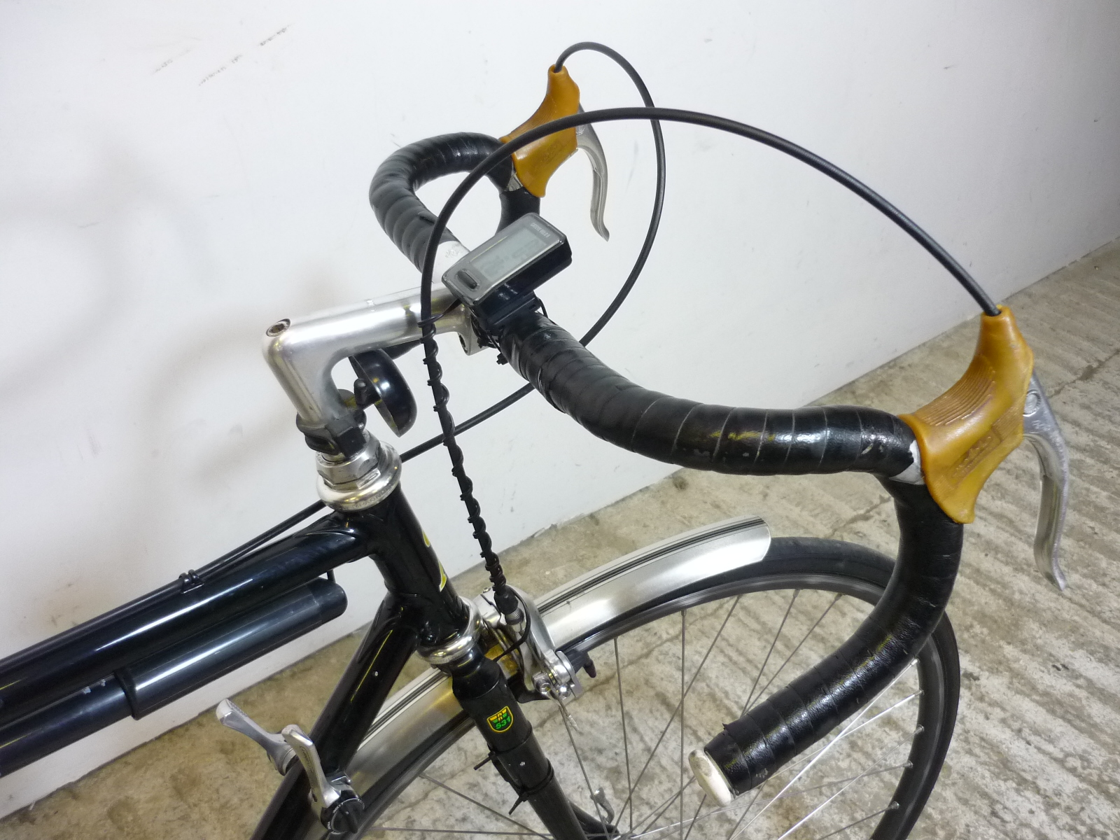Demayo Audax Touring Gents Road Bike Recyclingbikes