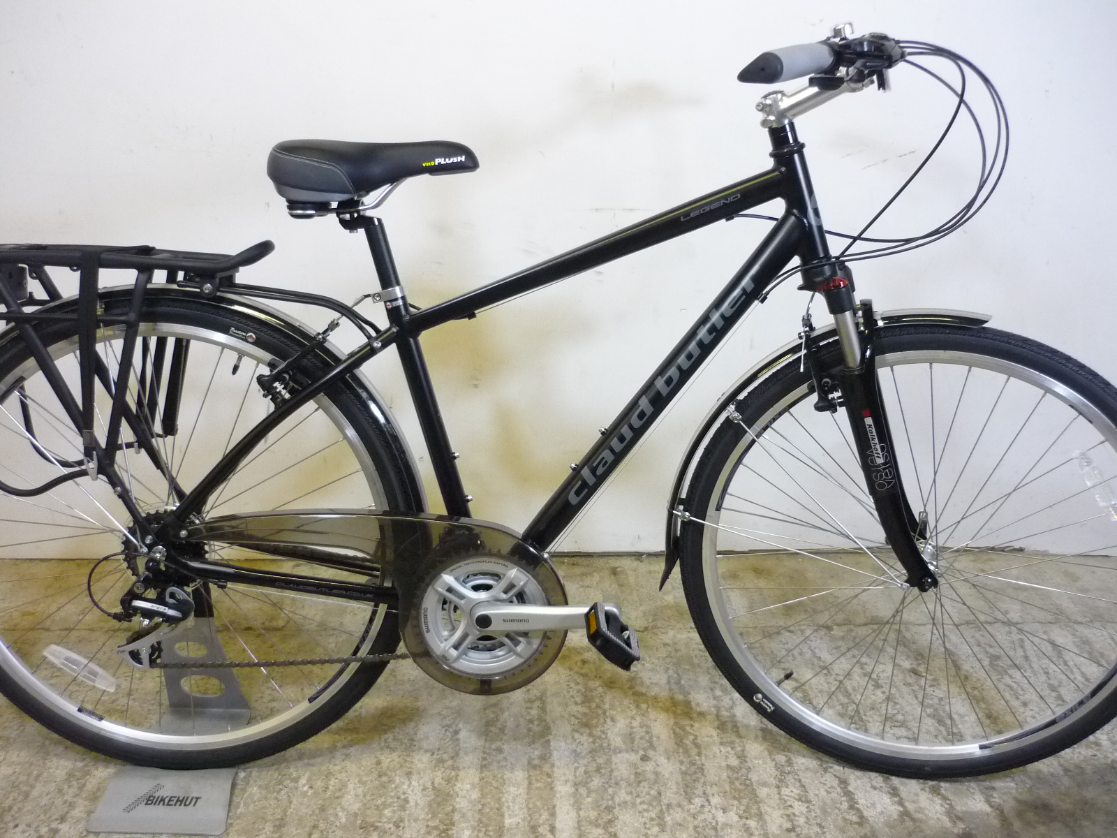 Claud Butler Legend 18 Quot Gents Hybrid Road Trekking Bike